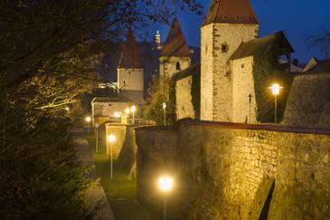 DSC 2483 Stadtmauer Amberg