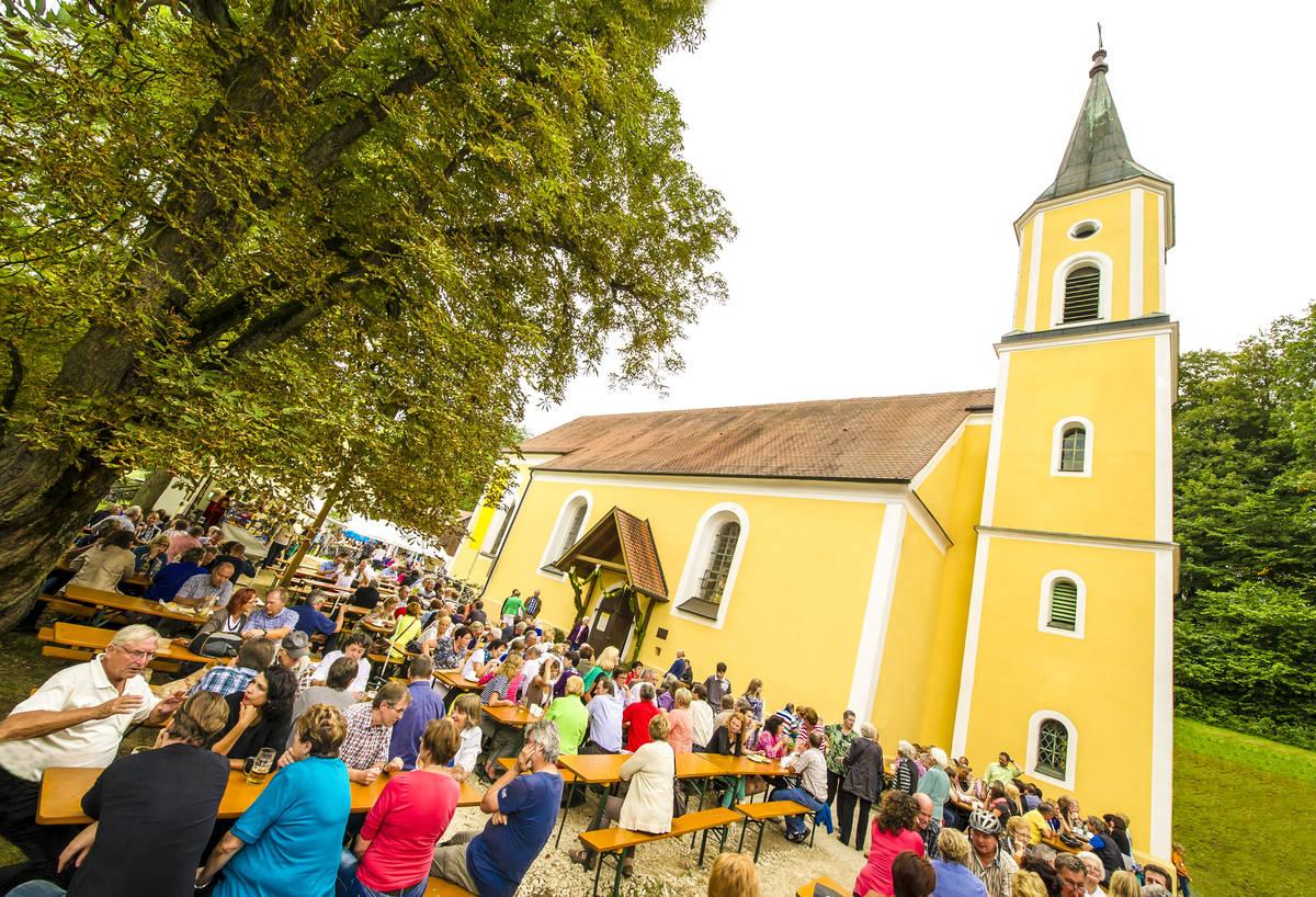 Mariahilfbergfest Amberg 2021